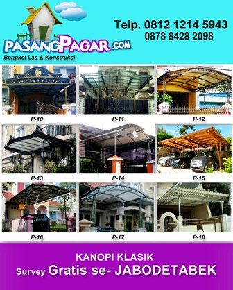bengkel las depok: Bengkel las Depok: Sawangan, Bojongsari, Pancoran ...