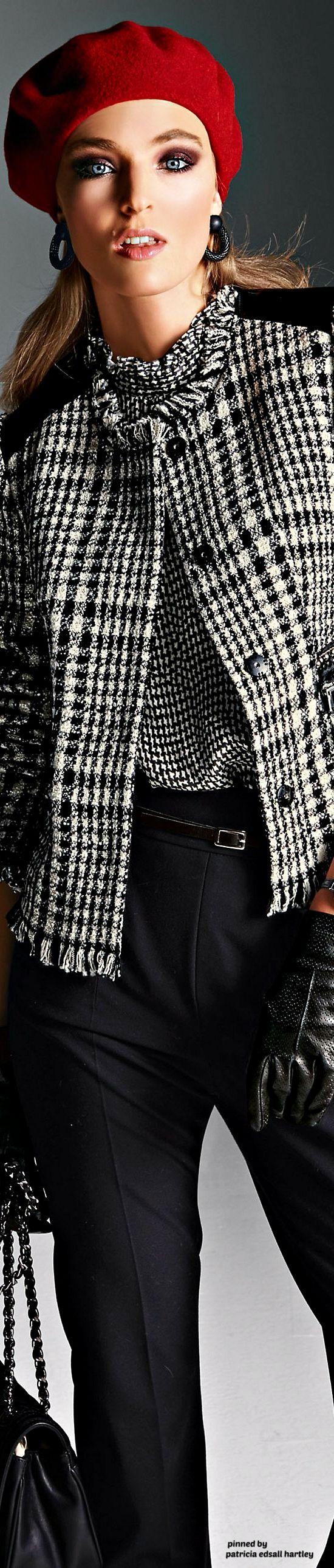 ~ Madeleine Fashion ~ | Patricia Edsall Hartley | madeleine.co.uk