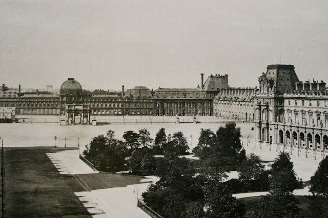 1871 La Destruction Du Palais Des Tuileries Paris Unplugged Palais Des Tuileries Tuileries Paris Paris