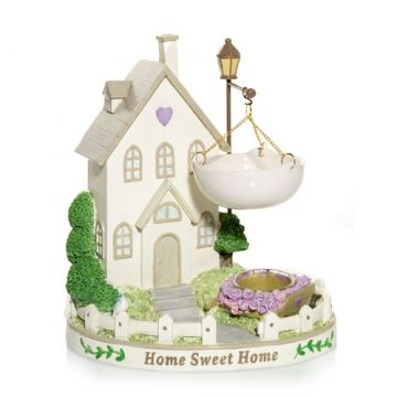 Yankee Candle Company Candle Accessories Wax Potpourri Warmers - HOME SWEET HOME tart warmer - want this for our new house when we move!!