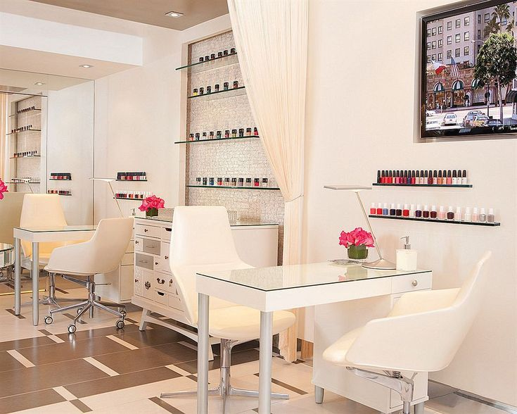 nail salon decor images - Google Search