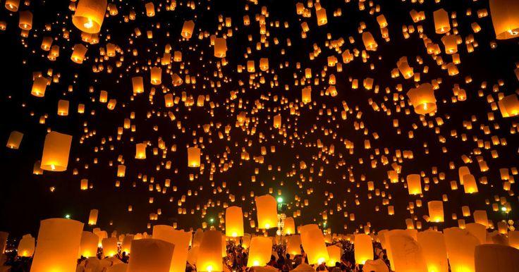 あの絶景が日本でも!ラプンツェルみたいな「ランタン祭」が新潟で開催されます! - Find Travel
