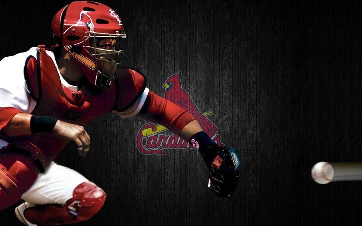 baseball st louis cardinals wallpaper