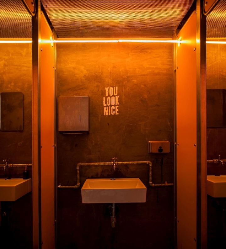 200 Best Restaurant Bathrooms Images On Pinterest: 25+ Best Ideas About Restaurant Bathroom On Pinterest