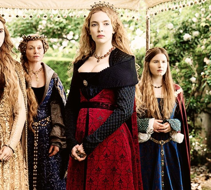 Queen Elizabeth of York. The White Princess