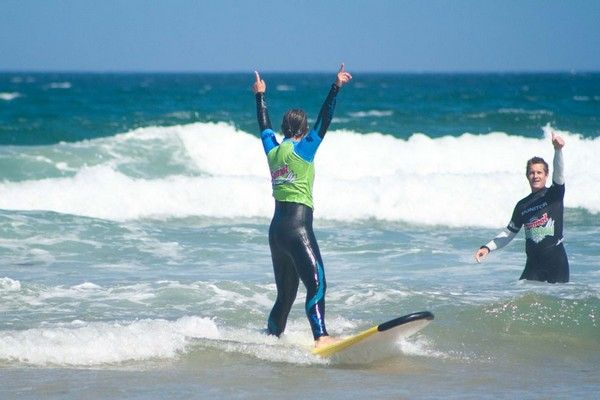 Enjoy a great lifetime experience with a surf holiday in Ericeira - Quality and careless vacations- OnSurfPortugal.com