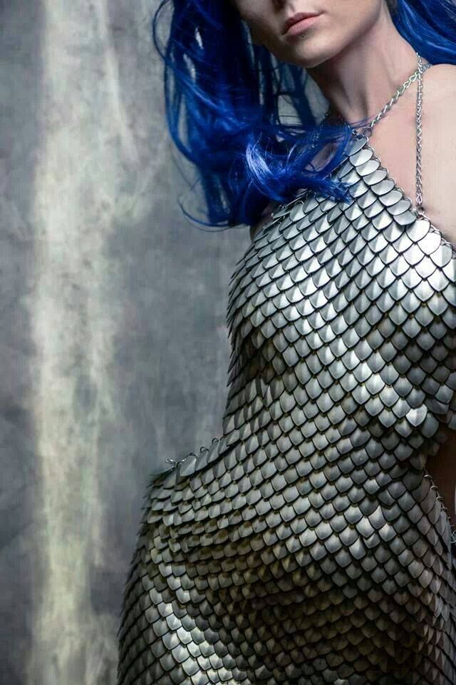 181 Best Ideas About Women In Chainmail On Pinterest