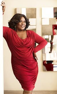 Does anyone know where to find this dress?  I must have it!  Worn by Loretta Devine in the February/March 2013 AARP Magazine.