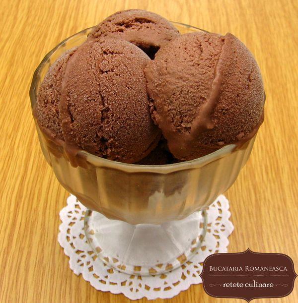 Inghetata de ciocolata De Marius 8 octombrie 2015 Timp preparare : 15 min Timp…