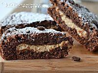 Crostata morbida al cacao con ricotta e mascarpone, una crostata golosa, con una pasta frolla al cacao, morbida e friabile, con un ripieno sublime