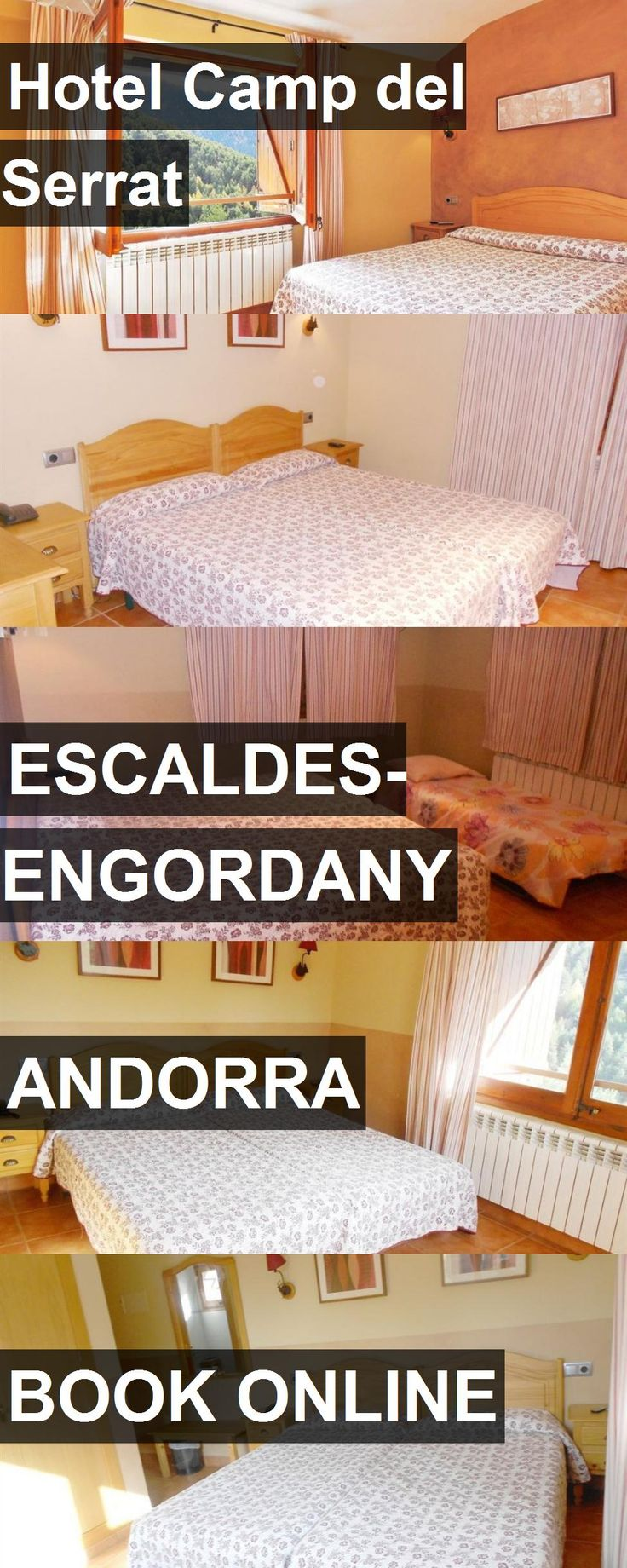 Hotel Hotel Camp del Serrat in Escaldes-Engordany, Andorra. For more information, photos, reviews and best prices please follow the link. #Andorra #Escaldes-Engordany #HotelCampdelSerrat #hotel #travel #vacation