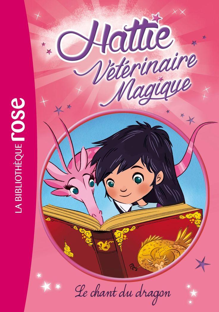 Amazon.fr - Hattie Vétérinaire Magique 01 - Les chant du dragon - Claire Taylor-Smith - Livres