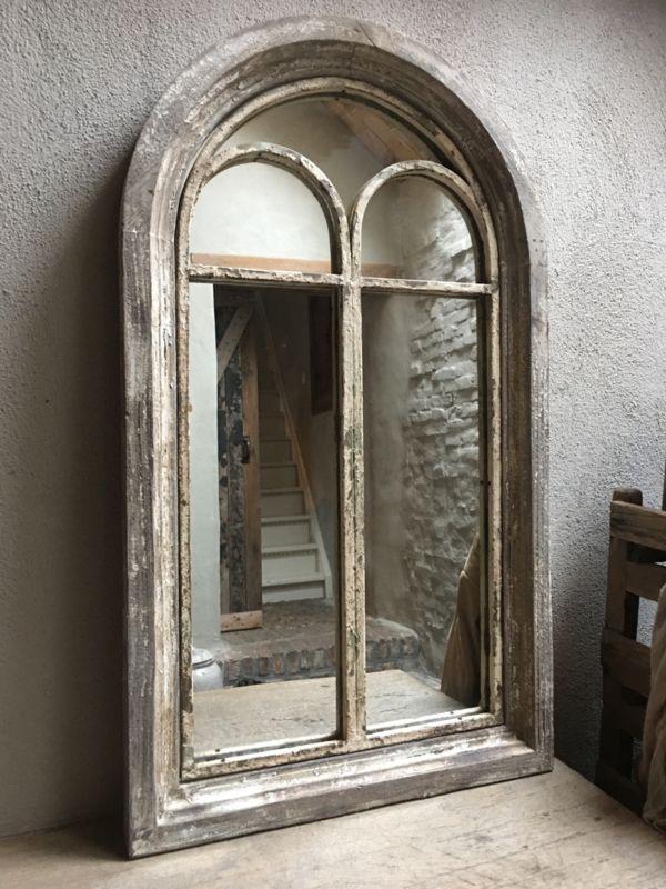25 beste idee n over houten spiegel op pinterest natuurlijk hout spiegels en houten meubelen - Scheiding houten ...