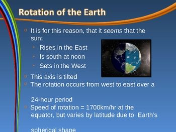 the best ppt topics ideas t chart statistics this powerpoint presentation covers the following topics rotation of the earth and how it