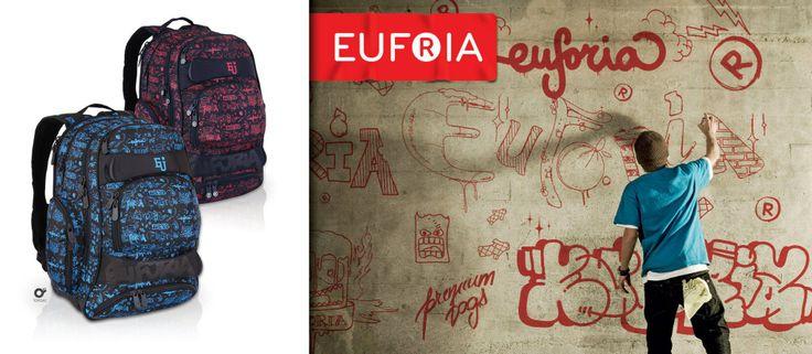Plecaki młodzieżowe Topgal pobudzają kreatywność i inspirują :-)