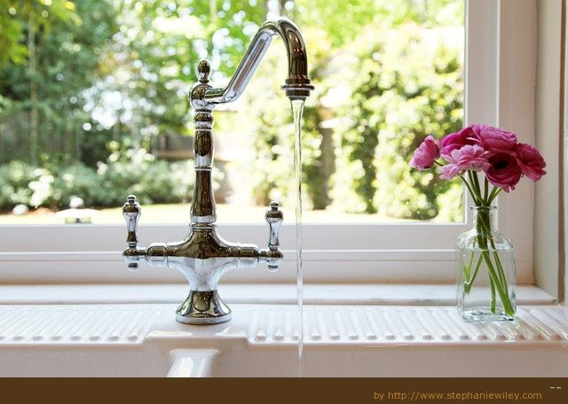101 best sink drain images on pinterest plumbing problems sink traditional kitchen by stephanie wiley photography from houzz how to pick a new kitchen faucet l workwithnaturefo