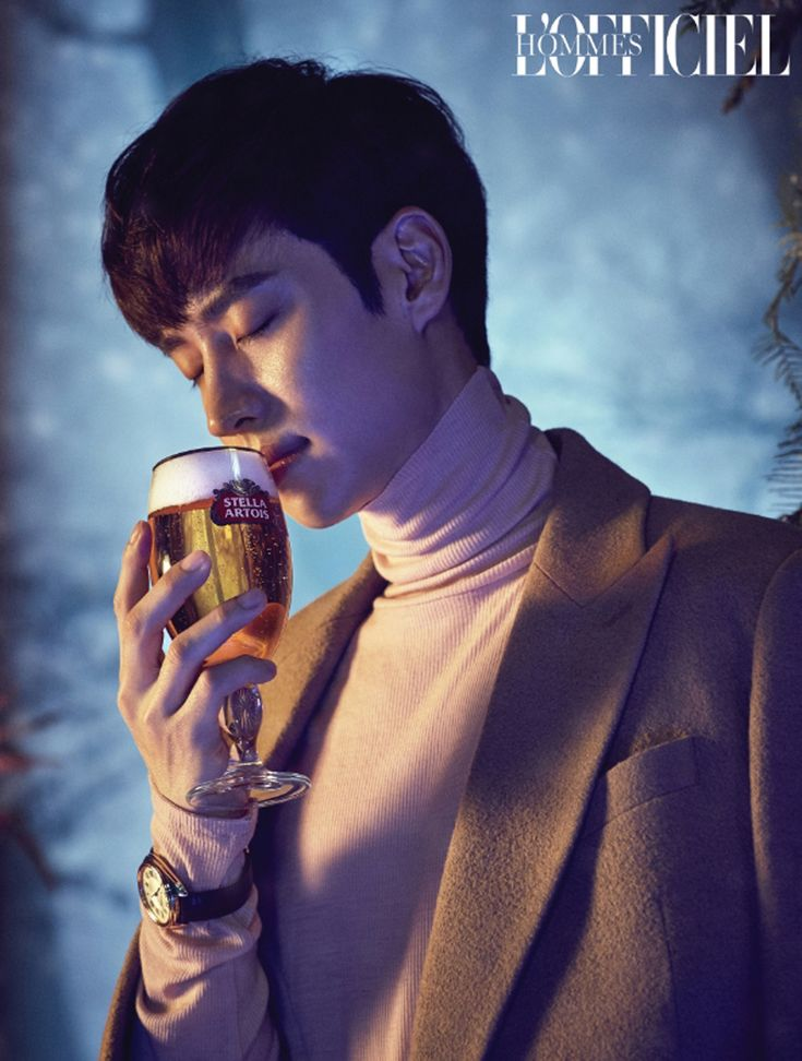 Lee Je Hoon - L'Officiel Hommes Magazine December Issue '16