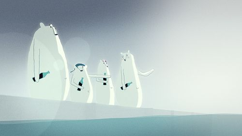 The Real Bears (2012) by Lucas Zanotto - a campaign to reduce the consumption of soda and sugary drinks.