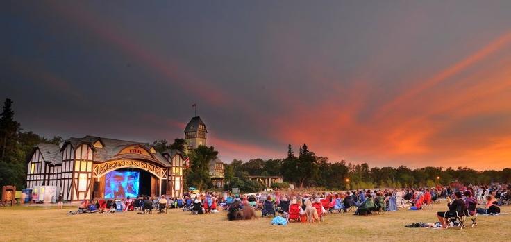 Assiniboine Park -Lyric Theatre