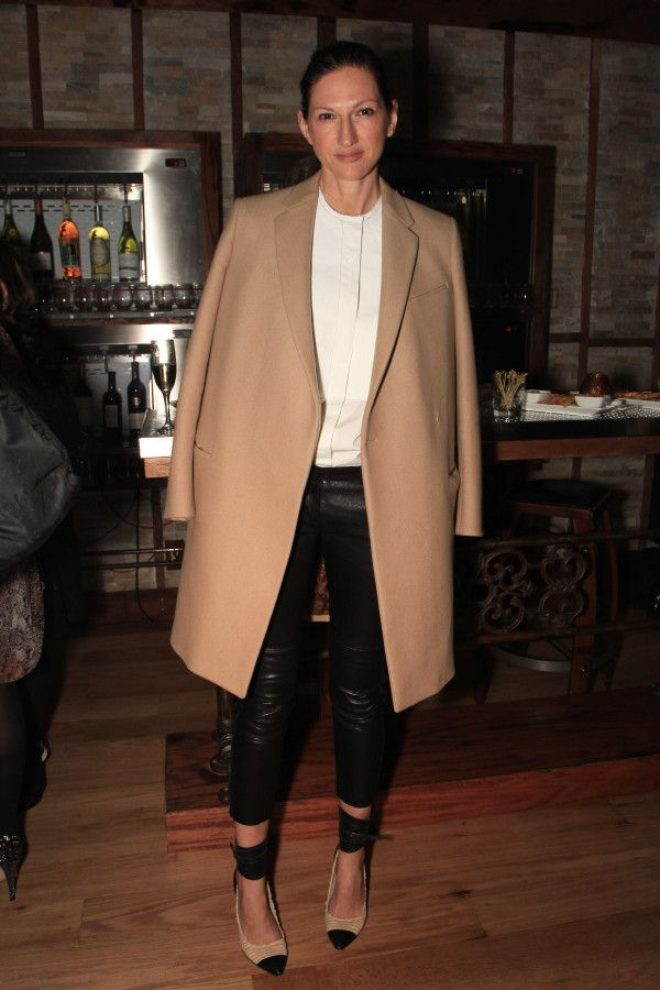 J. Crew's Jenna Lyons Stuns In Separates: Look Of The Day