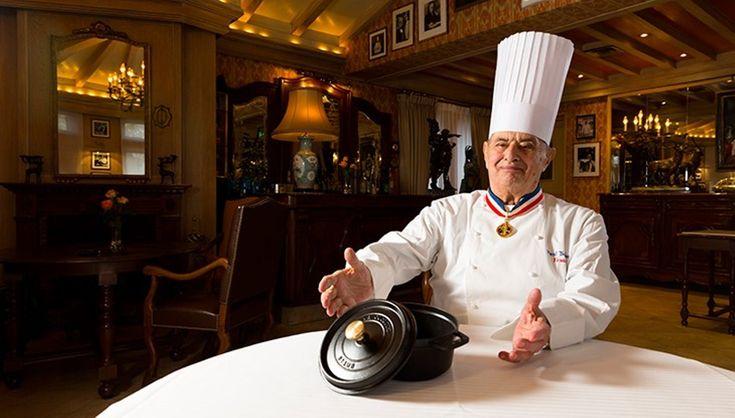 """""""Classique ou moderne il n'y a qu'une seule cuisine, la bonne» (Κλασική ή μοντέρνα, κουζίνα υπάρχει μόνο μία, η καλή!»"""