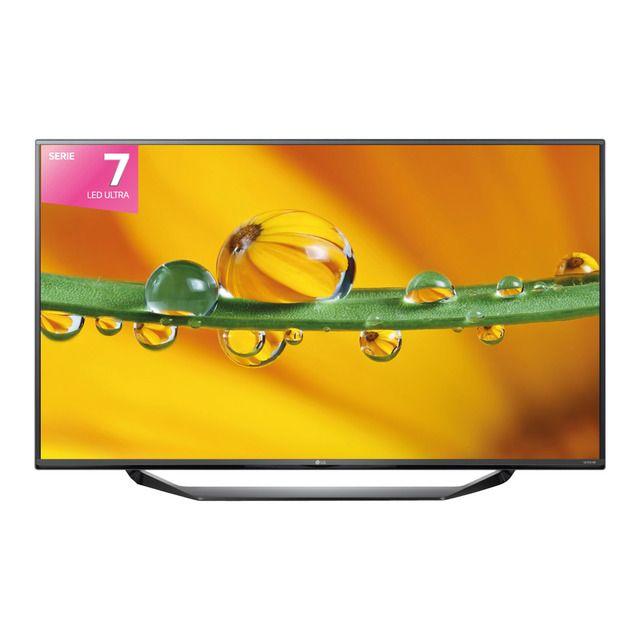 TV LED 49'' LG 49UF7707 UHD 4K, 1400 Hz PMI, Wi-Fi y Smart TV