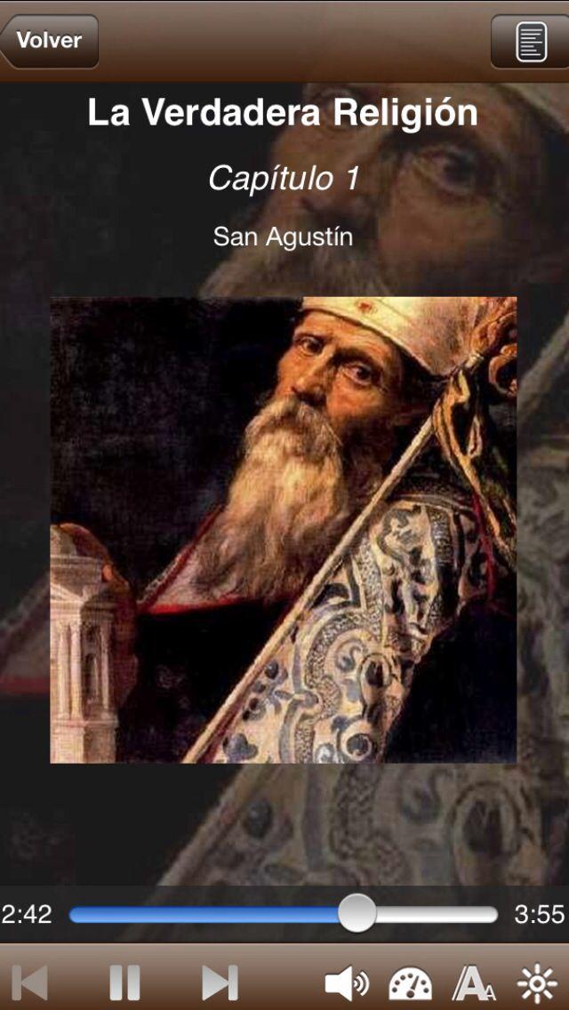 La VerdaderavReligión de San Agustín - Gratis http://www.dfists.ua.es/~gil/de-vera-religione-esp.pdf - #Apologética #Superstición #adivinacion por vísceras de animales (hieroscopía) #herejías #filosofía #fe y razón