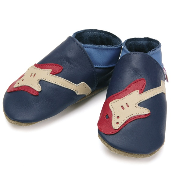 guitar soft shoes by Starchild