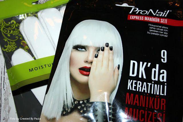 Zelf manicure thuis doen met ProNail Keratinebehan...