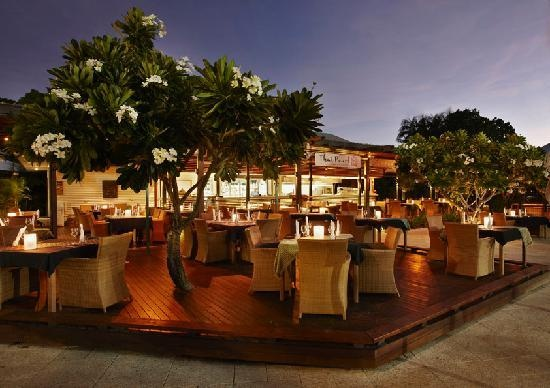 Cable Beach Club Resort & Spa: Thai Pearl Restaurant (Broome, WA)
