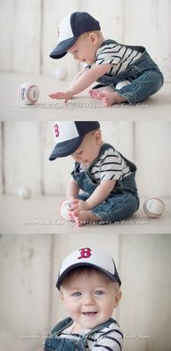 baseball, baby photography - Google Search