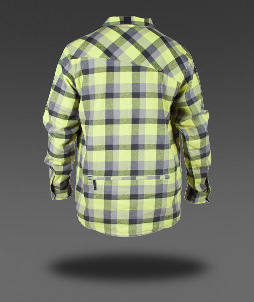 Tradesman Flannel Riding Shirt Zoic Clothing Mountain