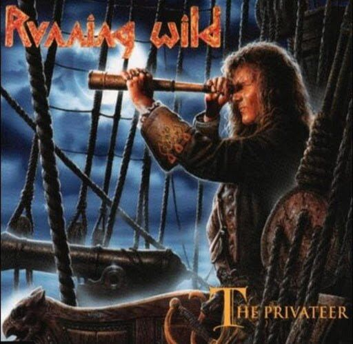 Running Wild - The Privatter (1994)