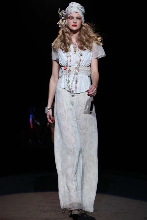 Anna Sui 2012 SS