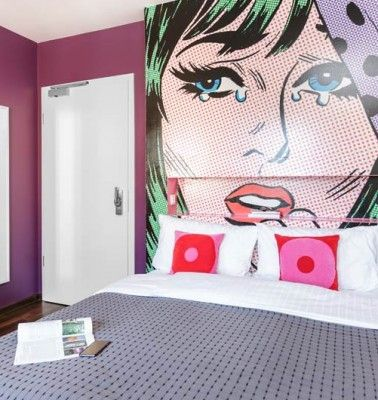 Economy Double Rooms At Circus Hotel Berlin