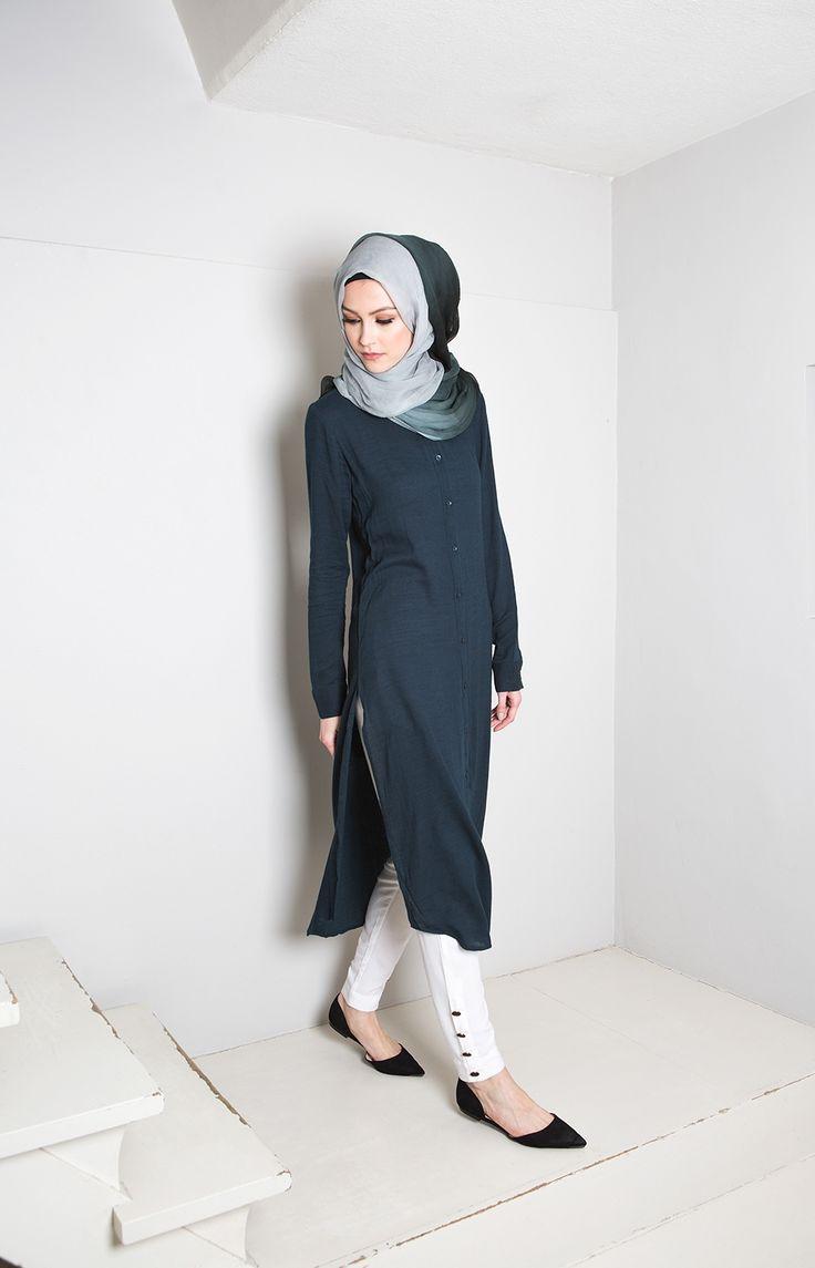 Summer Casual Hijab