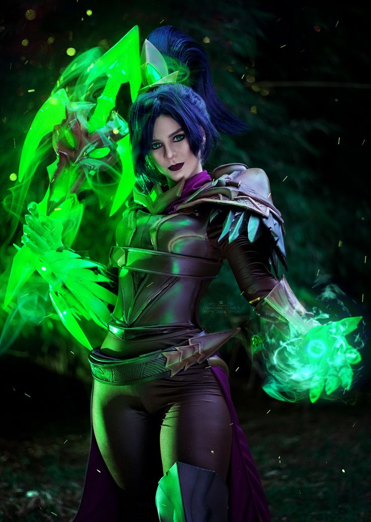 Vayne, Long hair, League of Legends, Eagle, ADC Wallpapers
