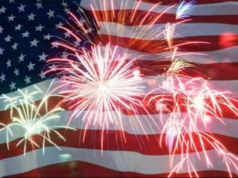 God Bless the U.S.A. {Lee Greenwood} ~ We watch and sing this after we recite the Pledge every morning.