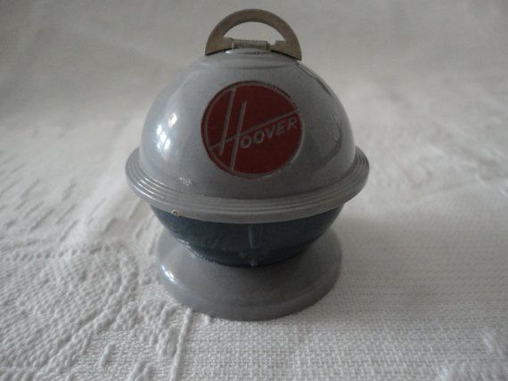 Hoover Vacuum Miniature Sewing Measuring Tape by TammysFindings