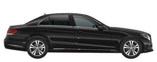 BIZDRIVE-Business-Taxi-Rotterdam-Mercedes-Benz-E-Class-black
