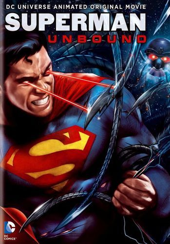 Superman: Unbound [DVD] [2013]