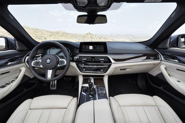 BMW Série 5 - 2017