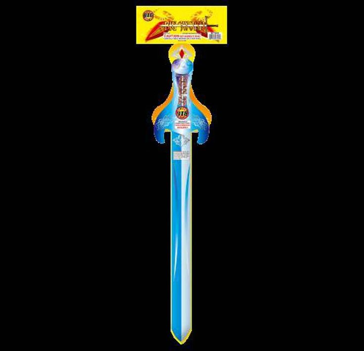 Big Fireworks #Recalls Mock Sword Fireworks Devices Due to Impact, Burn Hazards | CPSC.gov