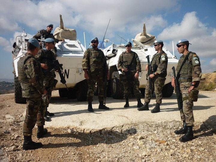 Spanish Marine Corps, lebano 2010.