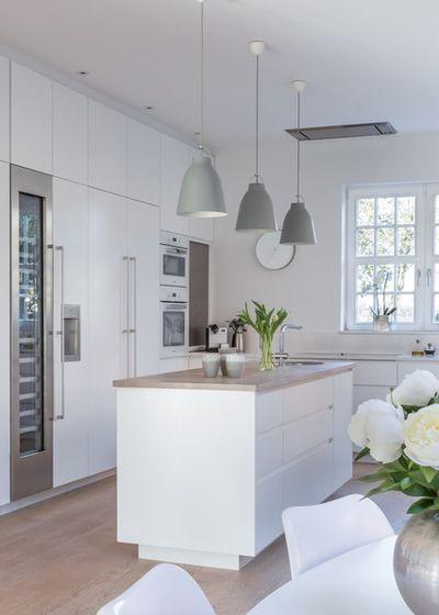 Scandinavian Kitchen by Sola Kitchens