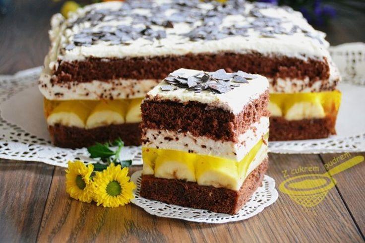 """ciasto """"Jamajka"""""""