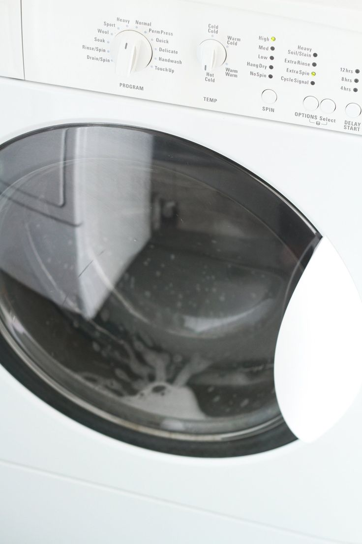 Stop the Smell: How To Clean a Front-Loading Washing Machine
