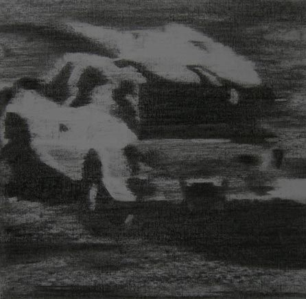 Canute  2009  Charcoal