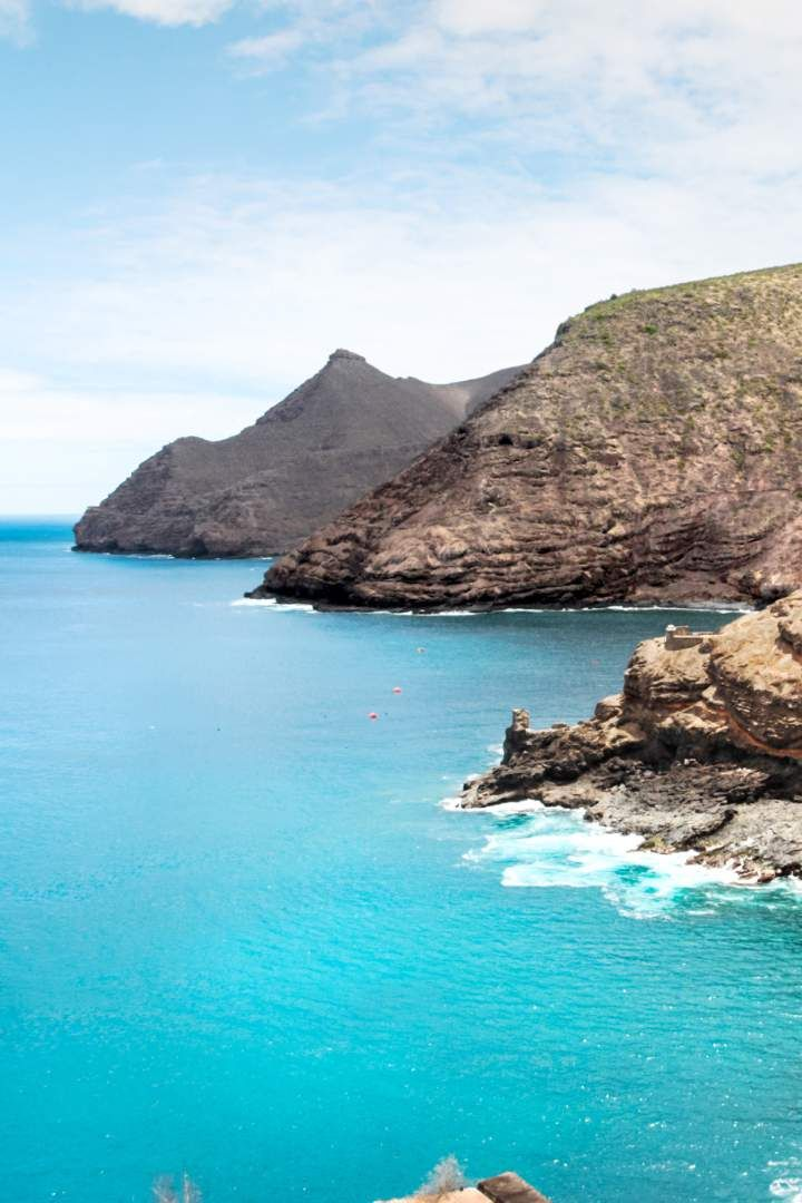 Saint Helena: An isolated wonderland opens to air travel. / #28 on @nytimes's list of 52 Places to Go in 2016 (Photo: Getty Images)