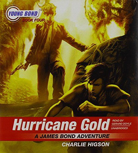 Hurricane Gold: A James Bond Adventure  (Young Bond Series Book 4) @ niftywarehouse.com #NiftyWarehouse #Nerd #Geek #Entertainment #TV #Products